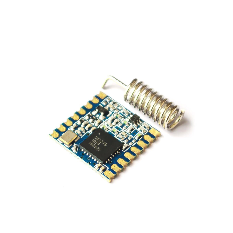 Lora 915Mhz Module SX1276 Wireless Transceiver Module spread Spectrum Long-Range Wireless Communication LORA/GFSKLora 915Mhz Module SX1276 Wireless Transceiver Module spread Spectrum Long-Range Wireless Communication LORA/GFSK