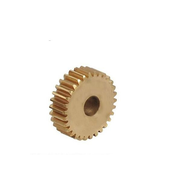 0.5 Modulus 20teeth-36teeth Copper Gear Mini Gear For Micro Motor And Model