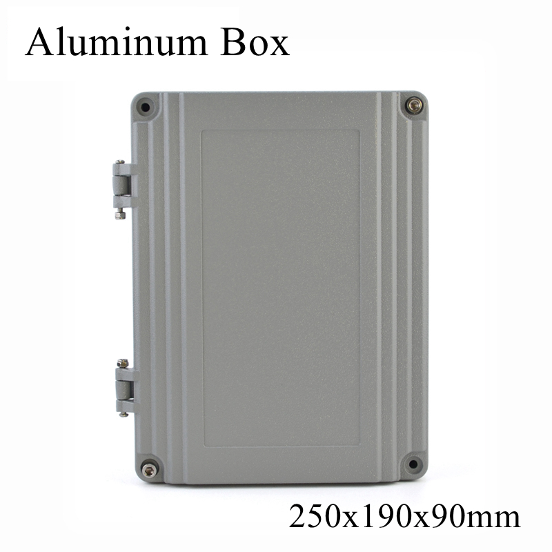 FA15 250x190x90mm Waterproof Aluminum Junction Box Electronic Terminal Sealed Diecast Metal Enclosure Case Connector OutdoorFA15 250x190x90mm Waterproof Aluminum Junction Box Electronic Terminal Sealed Diecast Metal Enclosure Case Connector Outdoor