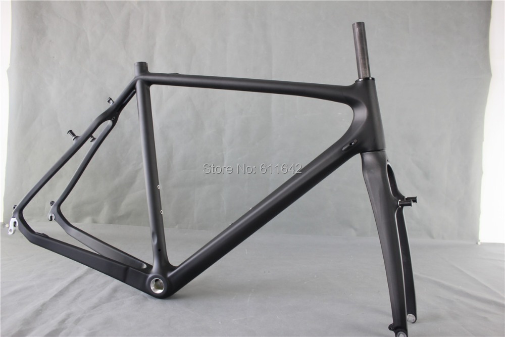 ICAN 2014 Neue Ankunft carbonrahmen gesetzt, carbon V cyclocross ...