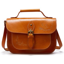 Women Genuine Leather Handbags luxury Shoulder Crossbody Bag Designer Purse Vegetable Satchel Messenger Ladies