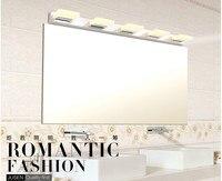 High quality modern Bathroom LED Mirror Wall lamps 3w 6w 9w 12w 15w AC110 240V indoor home lighting Washroom Spot makeup lampada