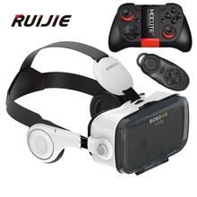 Xiaozhai Z4 BOBOVR VR Boîte 360 Degrés 3D VR Casque de Réalité Virtuelle 3D Film Jeu Vidéo Théâtre Privé avec Casque + MOCUTE-50