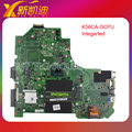 Para asus k56ca k56cm laptop rev2.0 motherboard com cpu i5 gráfico integrado gm totalmente testado bom trabalho