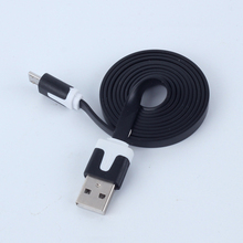 Micro USB Cable 1M Fast Charging Mobile Phone Android Cable USB Charger Date Sync Cable Wire for Samsung HTC