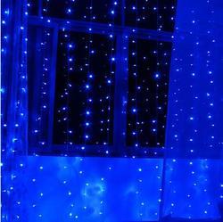 Szczęśliwego nowego roku! 3X1 M Garland LED boże narodzenie światła na zewnątrz Navidad LED światełka do powieszenia na zasłonę dekoracji wakacje Luzes de Natal|luzes de natal|curtain string lightled curtain string light -