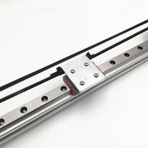 Image 3 - Funssor DIY ЧПУ Reprap 3D принтер X axis 2020 профиль MGN12H линейная рейка набор направляющих движения