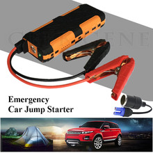 High Capacity Starting Device 12V Car Jump Starter Power Bank Portable 600A Car Battery Charger For Diesel Petrol Cars Free Ship