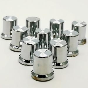10PCS Rotary Encoder Knobs Volume Control Knobs Potentiometer 6mm Shaft Knob