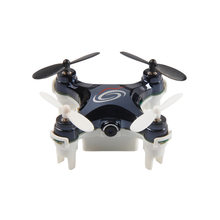 New WIFI FPV Mini Drone with Camera 2.4G 4CH 6-axis RC Quadcopter Nano Drone RC WIFI FPV Drone Phone Control Toy(China)