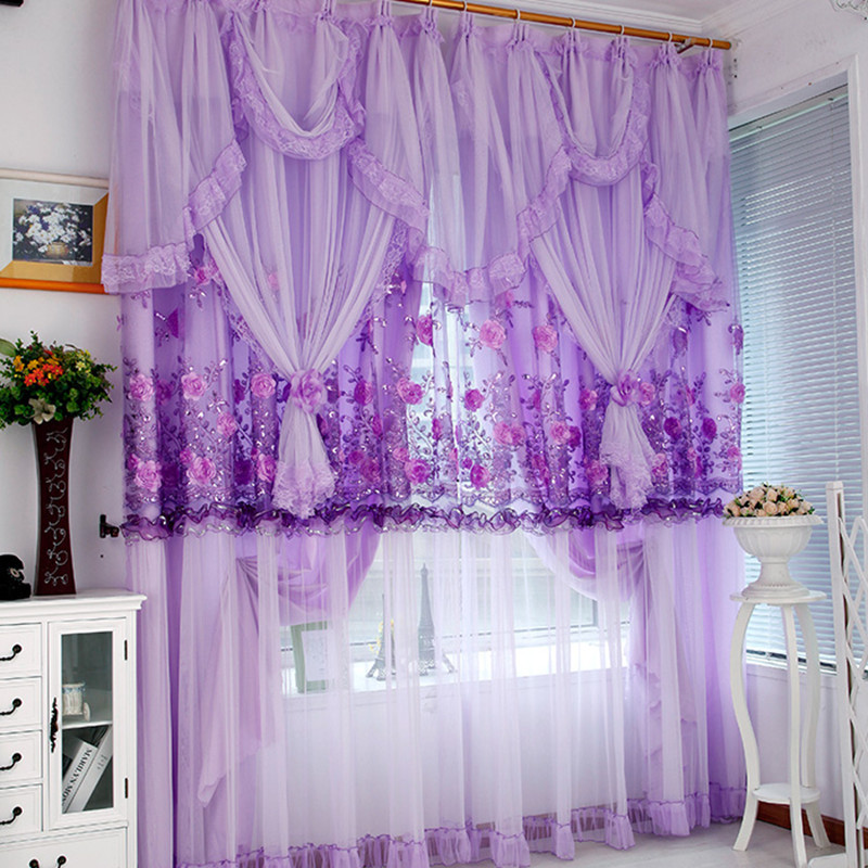 latest bruiloft luxe gordijnen moderne gordijn hoge kwaliteit balkon tule cortinas para sala aanpasbare cortinas van with turkse gordijnen online