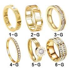 Винтажные свадебные кольца для мужчин и женщин Леди Девушка