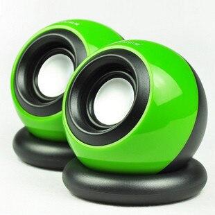 Magic ball magic ball mini cartoon small audio magnetic loudspeaker usb fashion small on the box