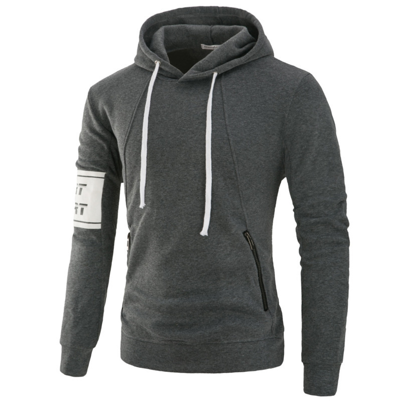 Men's Fashion Printing Hooded mens hoodie sweatshirt men casual hoodies