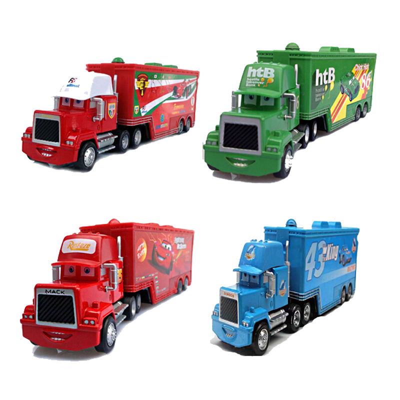 New Pixar Cars 2 fire fighting truck 95 Loose Rare Diecast 1 43 Metal Toy Cars