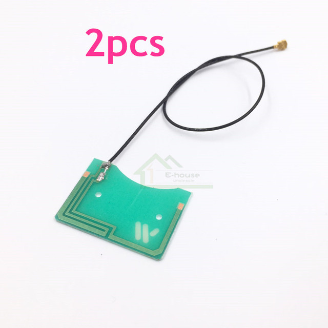 2pcs Original Used Internal Antenna Cable Wifi Antenna Board Cable Replacement for DS Lite for NDSL Game Console