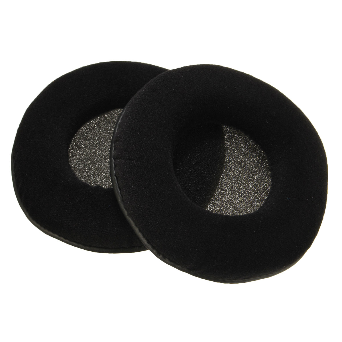 Universal Velour Replacement Ear Cushion Pad Earpad Soft