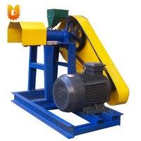 100-120 kg/saat mısır şişirme makinesi/aperatif makinesi/tahıl kabartma makinesi