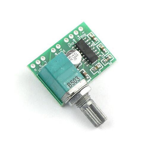 5 ШТ. Мини PAM8403 DC 5 В 2 Channel USB Цифровой Аудио усилитель Совета Модуль 2*3 Вт Регулятор Громкости с Potentionmeter переключатель
