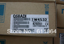 Q68ADI PLC A/D Converter Unit New