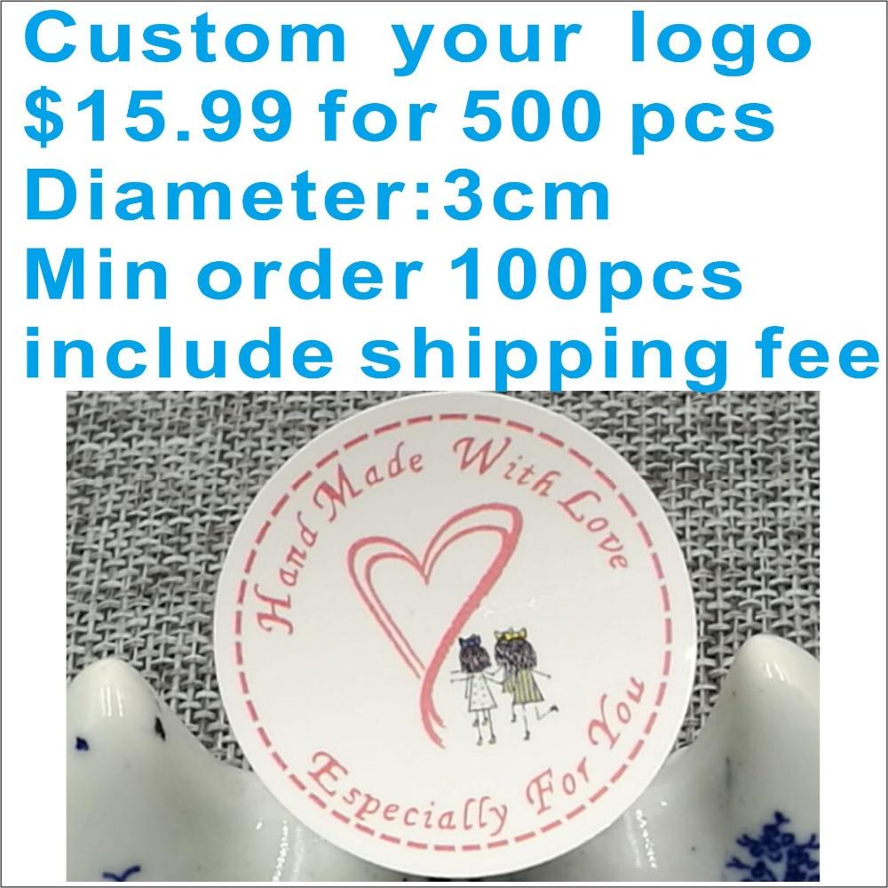 Online Get Cheap Custom Stickers Round Aliexpresscom Alibaba Group - Order custom stickers