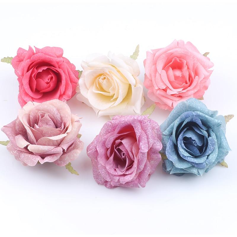 Hair accessory fabric big rose flower corsage brooch child full dress work wear hat flower wedding bridal fascination hairclip