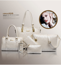 The new 2015 European and American fashion female package one shoulder his ms laptop bag trend lash bag covered six times