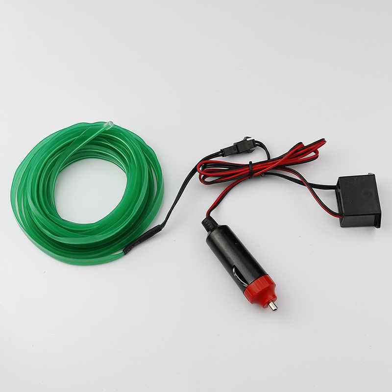 Гибкий неоновый свет для внутреннего оформления автомобиля Светодиодные ленты света для Audi A1 A3 A4 A5 A6 A7 A8 Q2 Q3 Q5 Q7 Q8 R8 S3 S4 S5 S6 S7 S8 TT