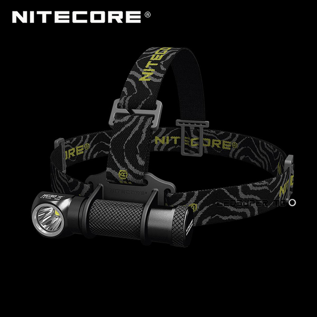 Top Selling Product Nitecore HC30 Head Torch XM-L2 U2 LED High Performance Lightweight Dual-form Headlamp 1000 Lumens