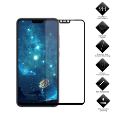 Fintorp Tempered Glass For Xiaomi Mi 8 SE Lite A1 A2 Screen Protector On the for 6 6X 5X 5S Plus 5C Protective Film