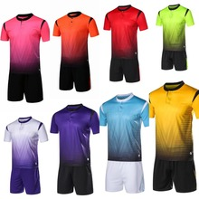 c4fcb8e92dc 2016-02-17 unveiled Classic Youth Soccer Jerseys Football Shirts Kits #1604  triseven KIDS KIT TOP Quality