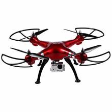 Syma X8HG Dengan Kamera 8MP HD Headless Modus Ketinggian Tahan Angin Resistance 2.4G 4CH 6 Axis RC Quadcopter Drone RTF