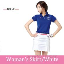 Xlgolf pantskirt skorts pgm женщина юбки юбка дамы гольф одежды моды
