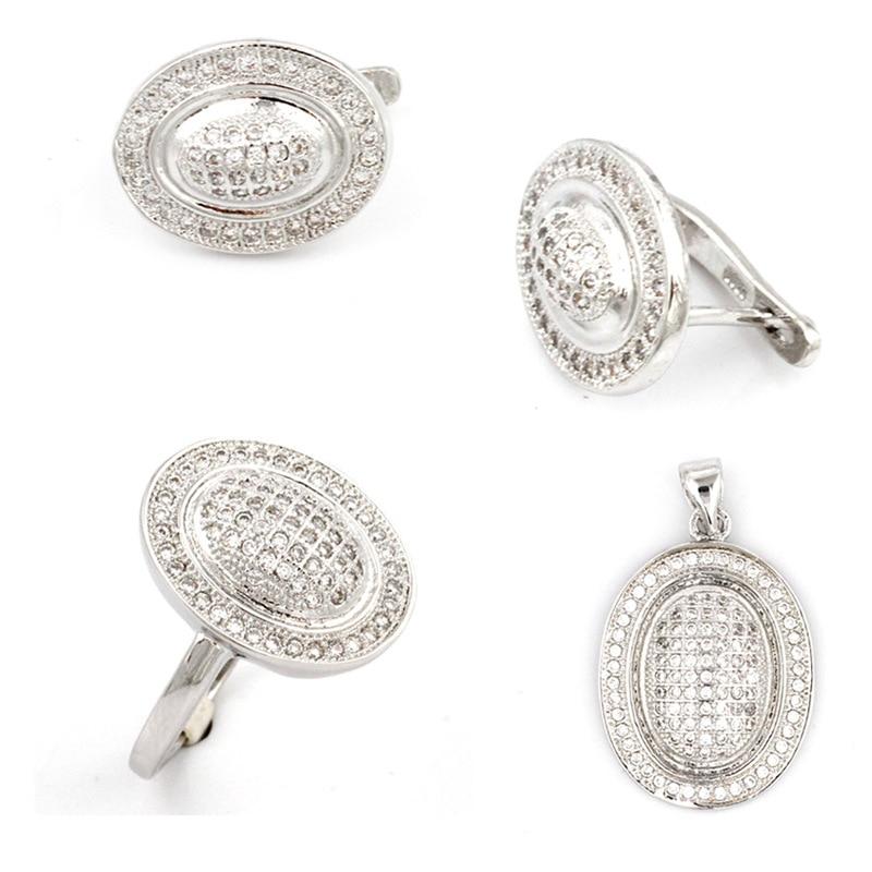 Модные украшения 925 серебро комплект/дамы кулон/серьги/кольцо комплект ювелирных изделий комплекты HS0091S