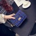 Мода кожа девушку сумка твердой оболочки стиль женщина сумка мягкой женщина Pu кожаная сумка