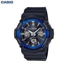 Наручные часы Casio GAW-100B-1A2 мужские кварцевые на пластиковом ремешке