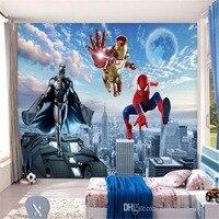 Wallpaper 3d mural cartoon home decor background home decor TV bedroom sofa wallpaper papel de parede wallpaper