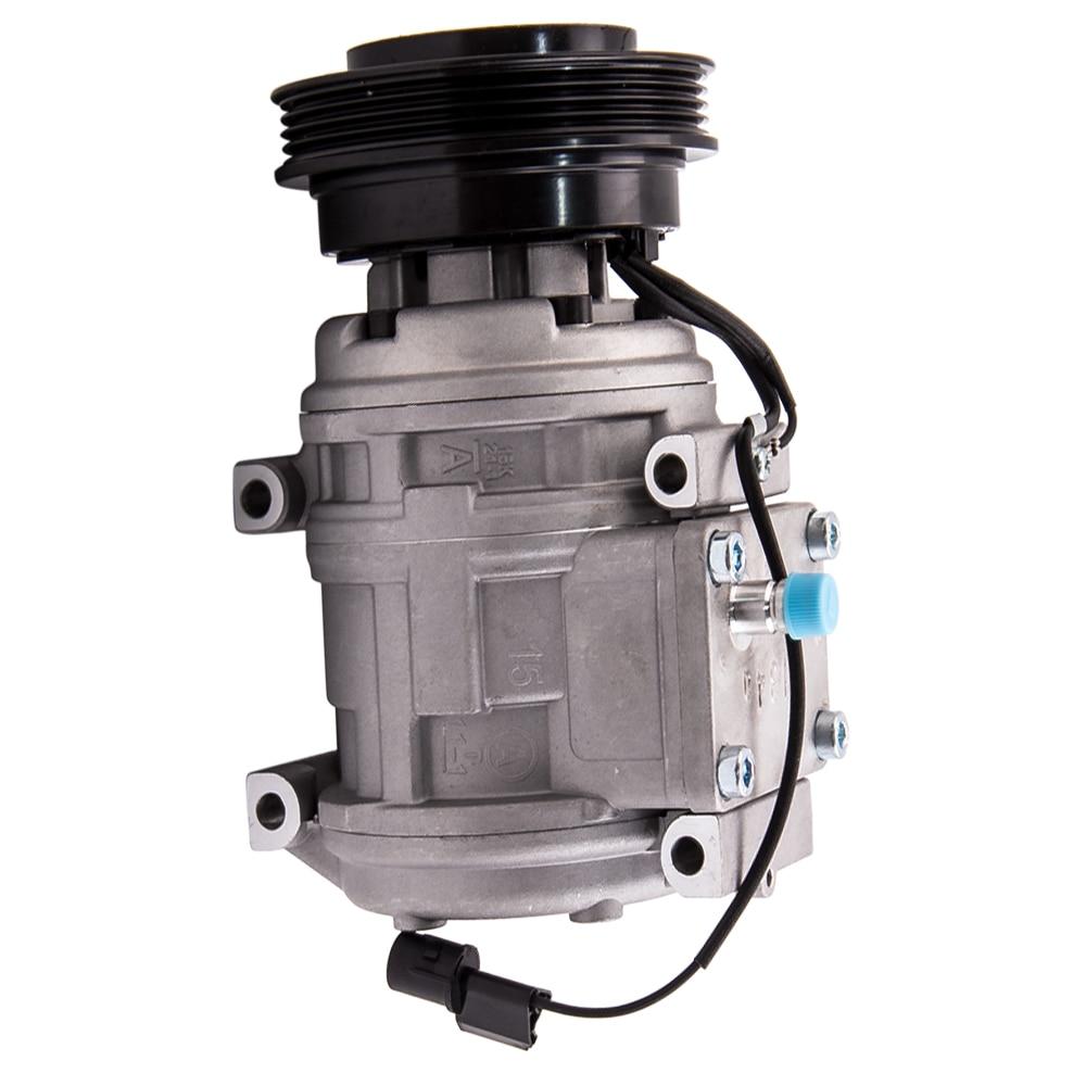 Air Con AC compressor For Toyota Landcruiser HDJ100 HDJ78 HDJ79 4.2L Diese