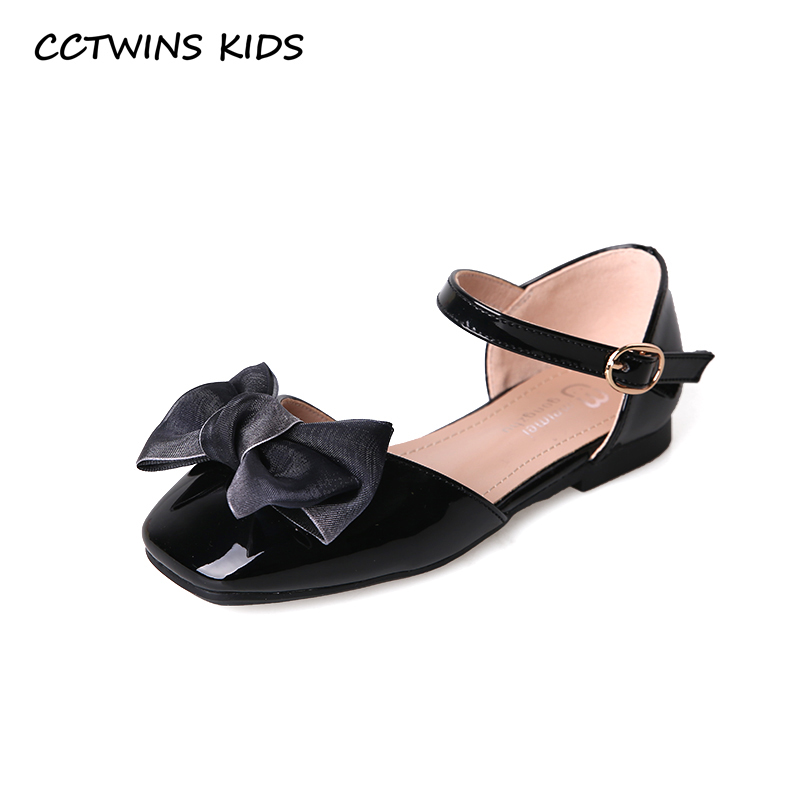 CCTWINS Kids Shoes 2019 Spring Girls Fashion Princess Dress Butterfly Baby Flat Shoe Children Brand Party Mary Jane Black GM2341CCTWINS Kids Shoes 2019 Spring Girls Fashion Princess Dress Butterfly Baby Flat Shoe Children Brand Party Mary Jane Black GM2341