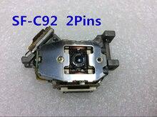 Original Nueva Sanyo solo CD laser SF-C93 2 optical pickup para CDM-M3 CDM-M2 series sistemas de radio CD de navegación