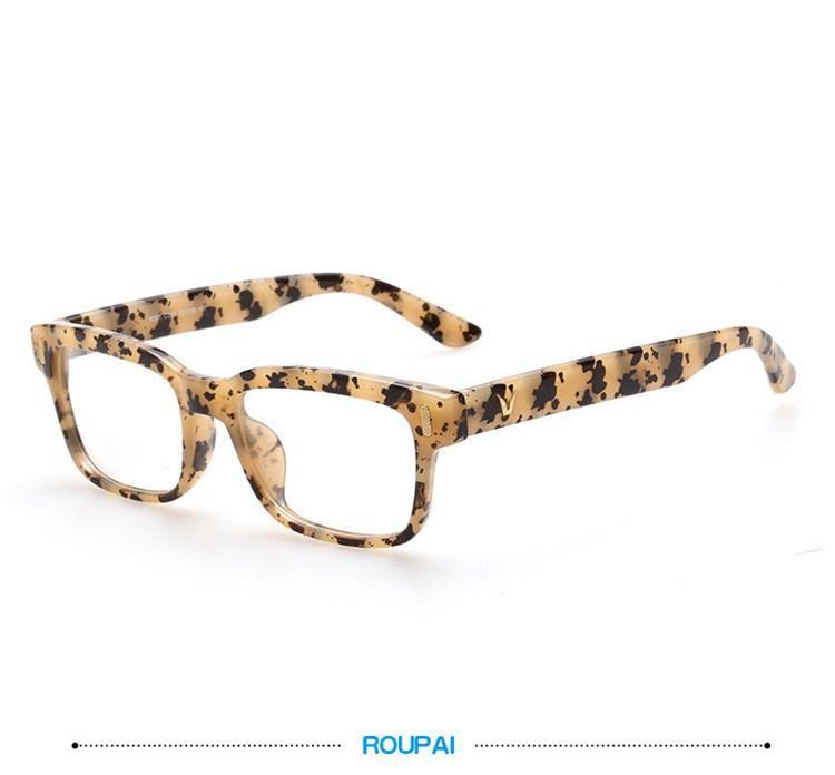 Vintage Brand Design Grade Eyewear eyeglass frames Eyeglasses Eye Glasses Frames For Women Plain optical mirror spectacle frame (17)