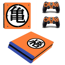 Playstation 4 Slim PS4 Dragon Ball Skin Console 3 Skins