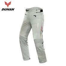 Здесь можно купить   DUHAN Motorcycle Pants Moto Trousers Men Racing Off-road  Summer Mesh Motocross Pants Protective Gear With Pads Men