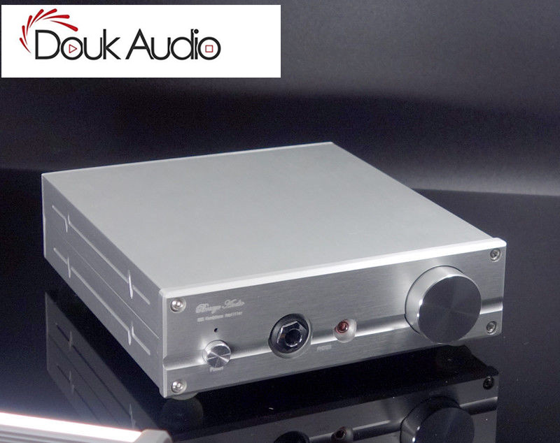 HiFi Stereo Desktop Headphone Amplifier Audio Pre-Amp Inspired by ARCAM CircuitHiFi Stereo Desktop Headphone Amplifier Audio Pre-Amp Inspired by ARCAM Circuit