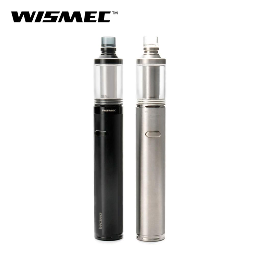 [Offizielle Shop] Original Wismec Vicino full kit 510 Frühling geladen gewinde Batterie mod durch 18650 batterie elektronische zigarette