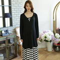 Summer Sexy Maxi Maternity Dresses Clothes Casual Black Pregnancy Wear Sundress Pregnant Premama 2pcs Dress Clothing Autumn