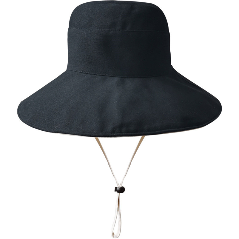 Hot Fashion hat Women summer beach female Tourism Korean version of the Lady Sunshade hat travel Leisure cap girls Sun Hat H5 in Women 39 s Bucket Hats from Apparel Accessories