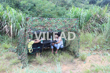 Loogu 8M (26FT) Wide Digital Military Woodland Jungle Camouflage Net Army Camo Netting Sun Shelter for Hunting Camping Car-Cover 3d oxford jungle camouflage net 1 5x3m camo netting for camping and hunting hidden or sun shelter or car covers free shipping
