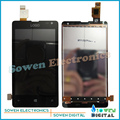 100% gurantee tested LCD display screen with touch screen digitizer assembly full set for Nokia Microsoft lumia 435 N435