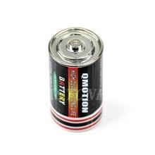 Батарея Тайник Diversion Сейф Pill Box Скрытый Деньги Монеты Контейнер Дело